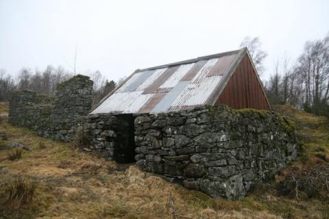 Husmannsplassen Jensaplasset under Indre Hordvik bnr. 4