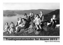 Forsiden av Tradisjonskalender for Åsane 2013